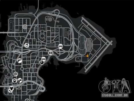 Pista de corrida v 1.1 para GTA 4 quinto tela