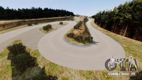 Nova localização Ebisu West para GTA 4 terceira tela