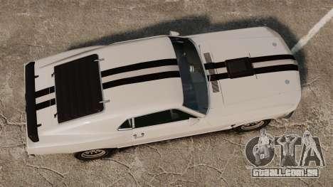 Ford Mustang Mach 1 Twister Special para GTA 4 vista direita