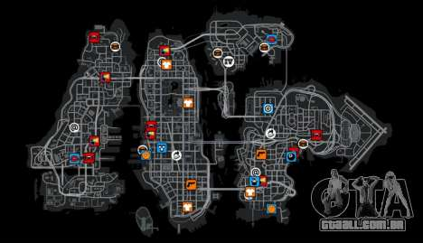 Novos ícones de cor para GTA 4