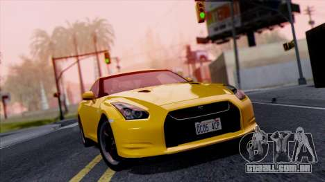 Extreme ENBSeries 2.0 para GTA San Andreas