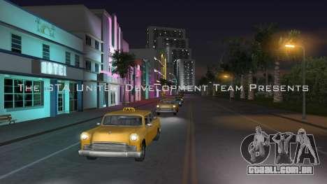 GTA United 1.2.0.1 para GTA San Andreas quinto tela