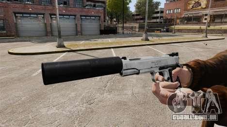 Pistola Colt 1911 para GTA 4