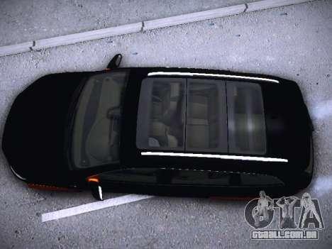 ABT AS7 V1.0 2009 para GTA San Andreas vista traseira