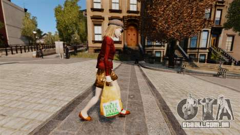 Pacotes com alimentos integrais para GTA 4