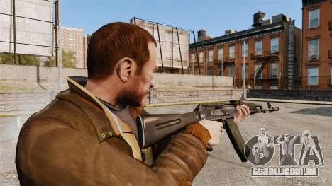 AK-74M para GTA 4 segundo screenshot