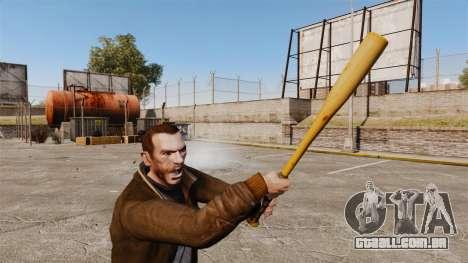 Novo taco de beisebol para GTA 4 terceira tela