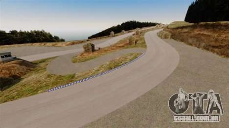 Nova localização Ebisu West para GTA 4 sexto tela