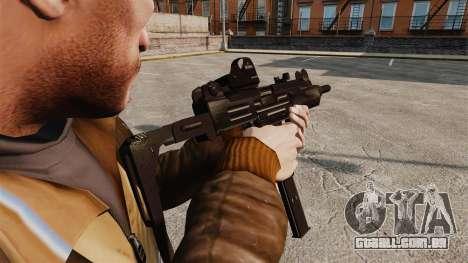 Tático Uzi v3 para GTA 4 segundo screenshot