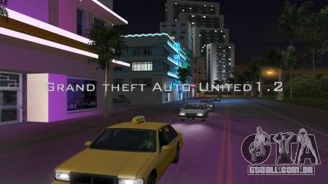 GTA United 1.2.0.1 para GTA San Andreas sexta tela