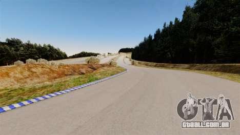Nova localização Ebisu West para GTA 4 quinto tela
