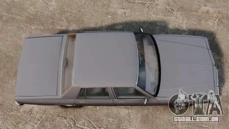 Chevrolet Caprice 1989 para GTA 4 vista direita