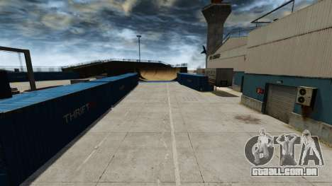Pista de corrida v 1.1 para GTA 4 segundo screenshot
