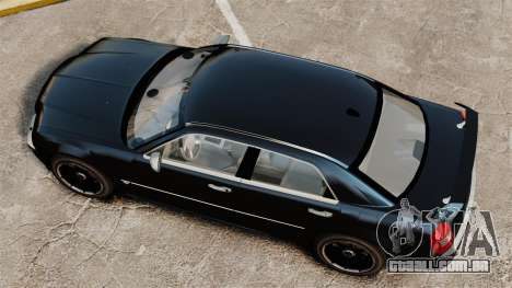 Chrysler 300C Pimped para GTA 4 vista direita