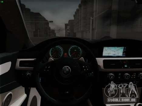BMW M5 Hamann para as rodas de GTA San Andreas