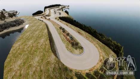 Nova localização Ebisu West para GTA 4