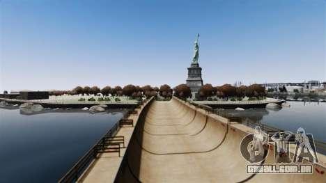 A nova estrada para a felicidade para GTA 4 segundo screenshot