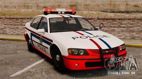 Polícia de Luxemburgo para GTA 4