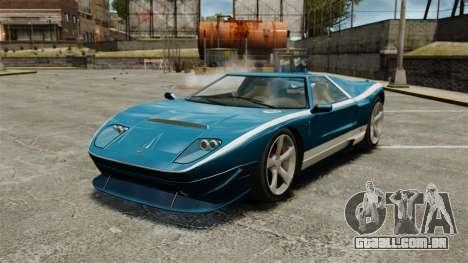 Nova bala GT para GTA 4