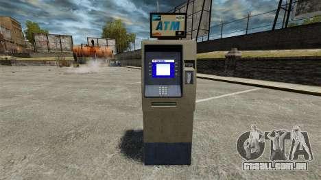 Banco de América ATM v 2.0 para GTA 4 segundo screenshot