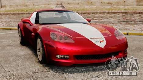 Chevrolet Corvette C6 Z06 V1.1 para GTA 4