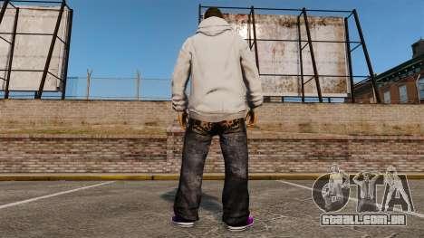 PED Domdrug de TBoGT para GTA 4 segundo screenshot