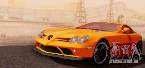 Extreme ENBSeries 2.0 para GTA San Andreas segunda tela