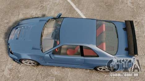 Nissan Skyline R34 GT-R Z-tune para GTA 4