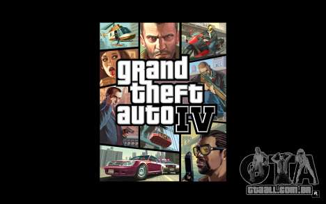 GTA 4 patch 1.0.7.0 PT para GTA 4