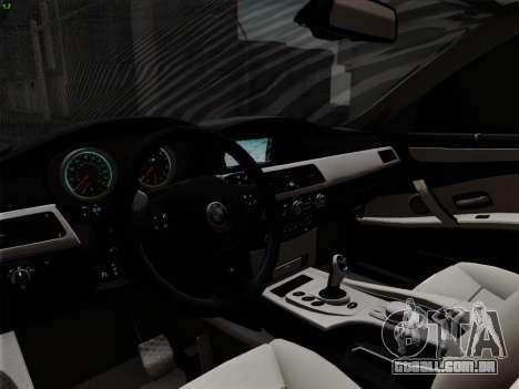 BMW M5 Hamann para o motor de GTA San Andreas