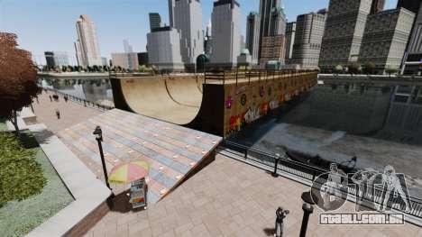 A nova estrada para a felicidade para GTA 4 terceira tela
