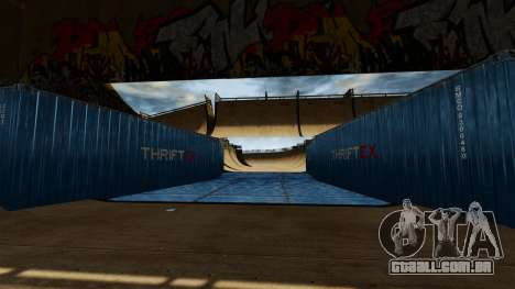Pista de corrida v 1.1 para GTA 4 terceira tela