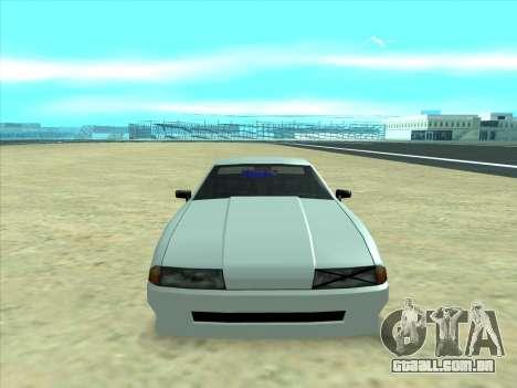 Drift elegy by KaMuKaD3e para GTA San Andreas vista direita