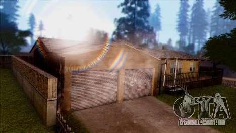 Extreme ENBSeries 2.0 para GTA San Andreas sexta tela