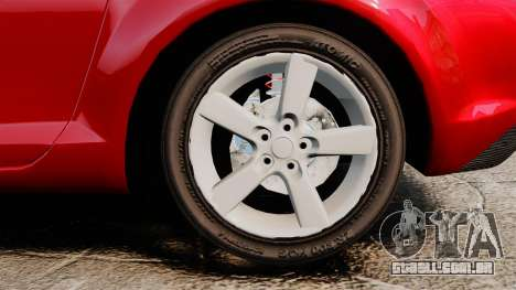 Mazda RX-8 Light Tuning para GTA 4 vista de volta