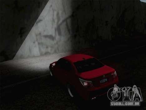 Faróis de média e alta feixe para GTA San Andreas