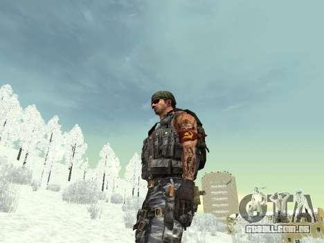Commando para GTA San Andreas oitavo tela