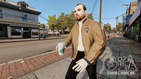 Uma nova xícara de café para GTA 4