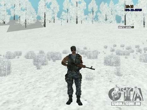 Commando para GTA San Andreas segunda tela