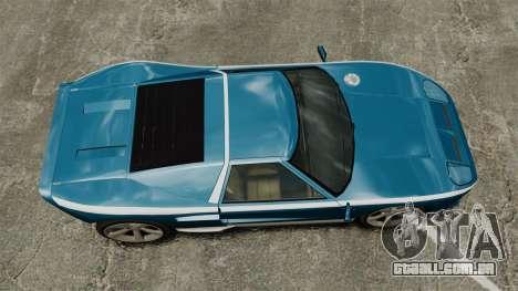 Nova bala GT para GTA 4 vista direita