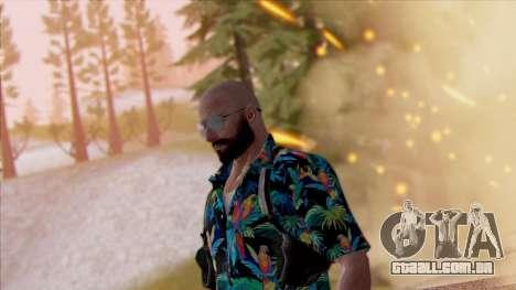 Extreme ENBSeries 2.0 para GTA San Andreas por diante tela