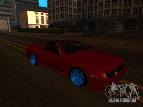 Elegy pickup by KaMuKaD3e para GTA San Andreas traseira esquerda vista