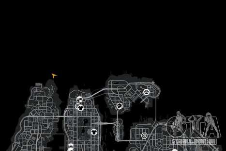 Nova localização Ebisu West para GTA 4 oitavo tela
