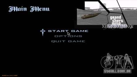 GTA United 1.2.0.1 para GTA San Andreas terceira tela
