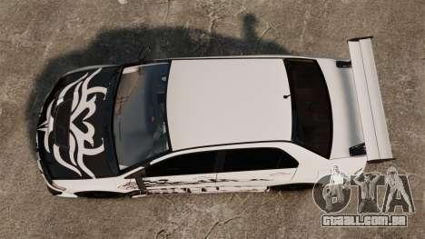 Mitsubishi Lancer Evolution VIII MR CobrazHD para GTA 4