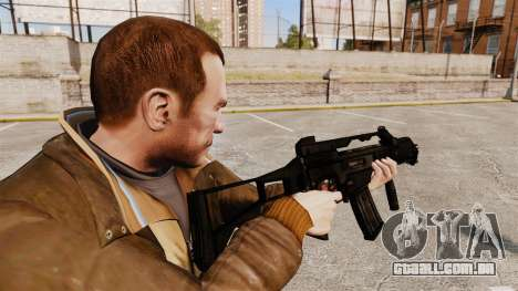 HCG36C para GTA 4 segundo screenshot