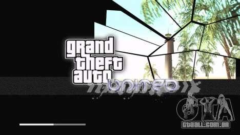 GTA United 1.2.0.1 para GTA San Andreas por diante tela