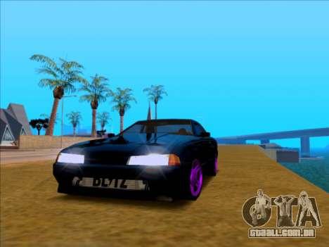 Elegy by Xtr.dor v1 para GTA San Andreas