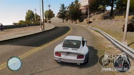 Velocímetro AdamiX v3 para GTA 4 segundo screenshot
