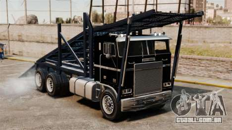 Packer-trampolim para GTA 4